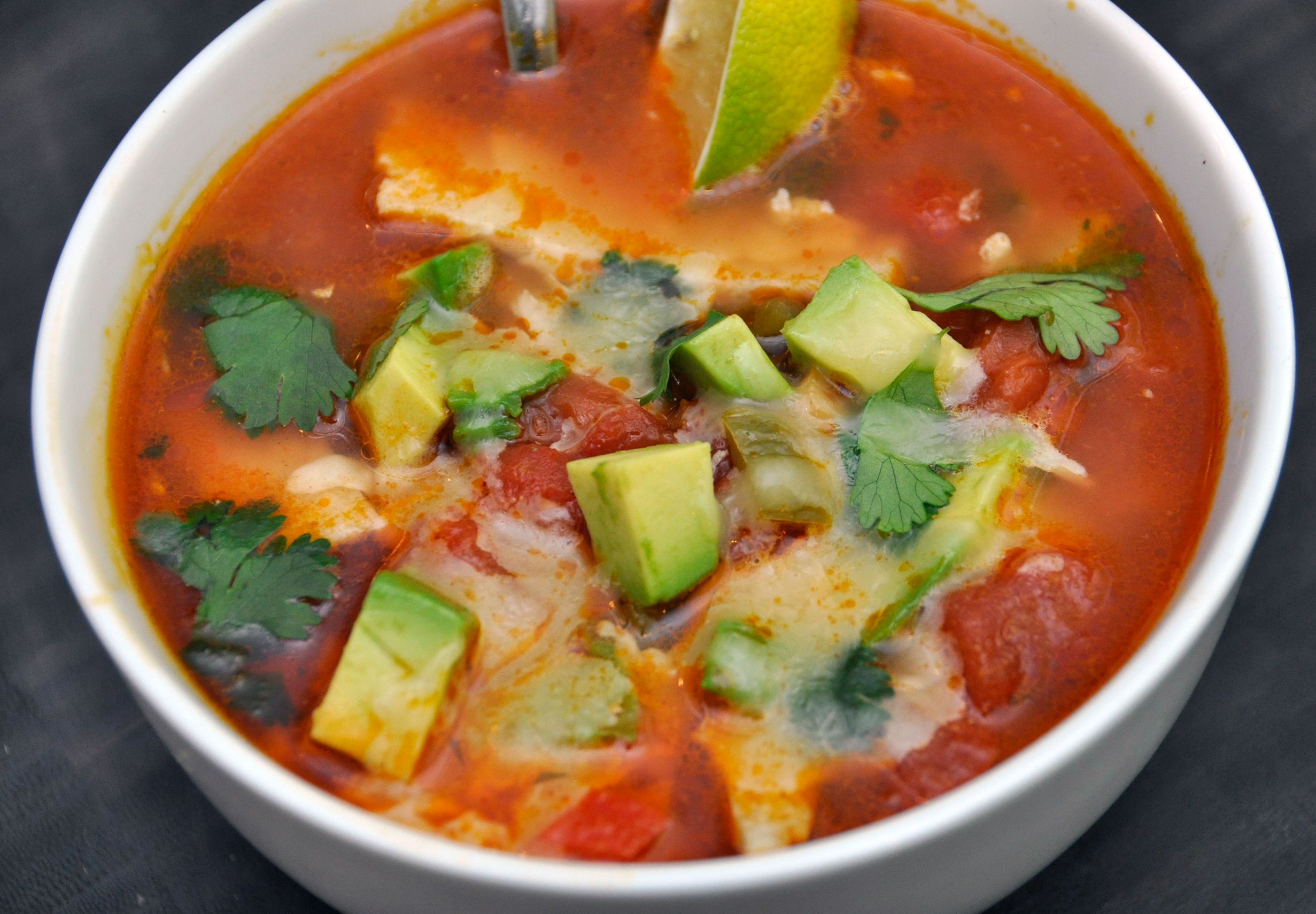 Recipe: Chicken Tortilla Soup - Rockin Mama™