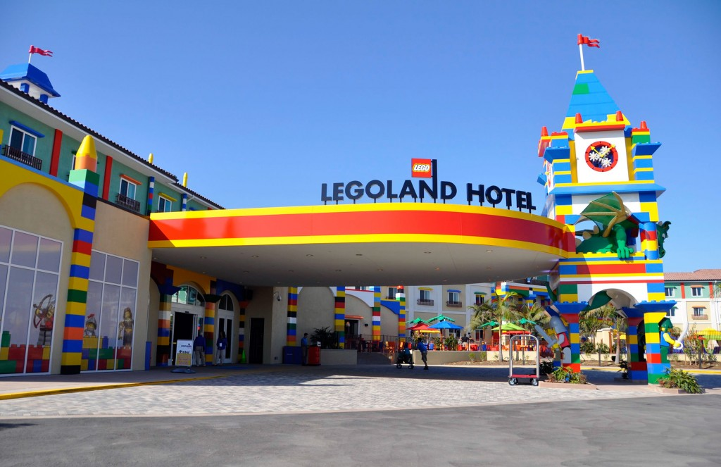 5 Reasons To Book Your Stay At The New Legoland Hotel