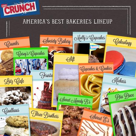 Nestlé Crunch Treats