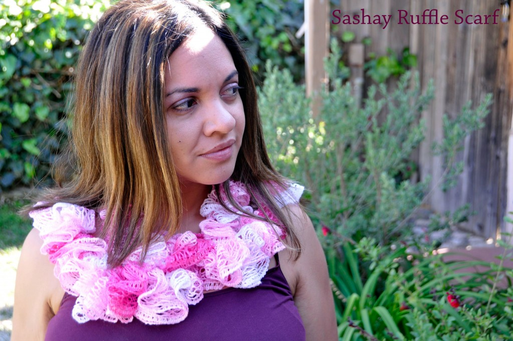 Sashay Ruffle Scarf