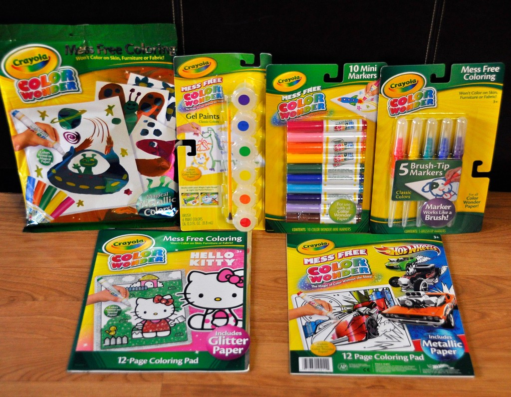 Crayola New Products