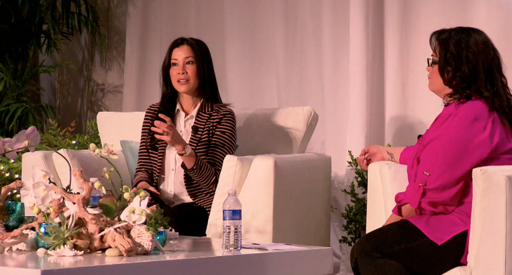 Lisa Ling, Dove Girls Unstoppable