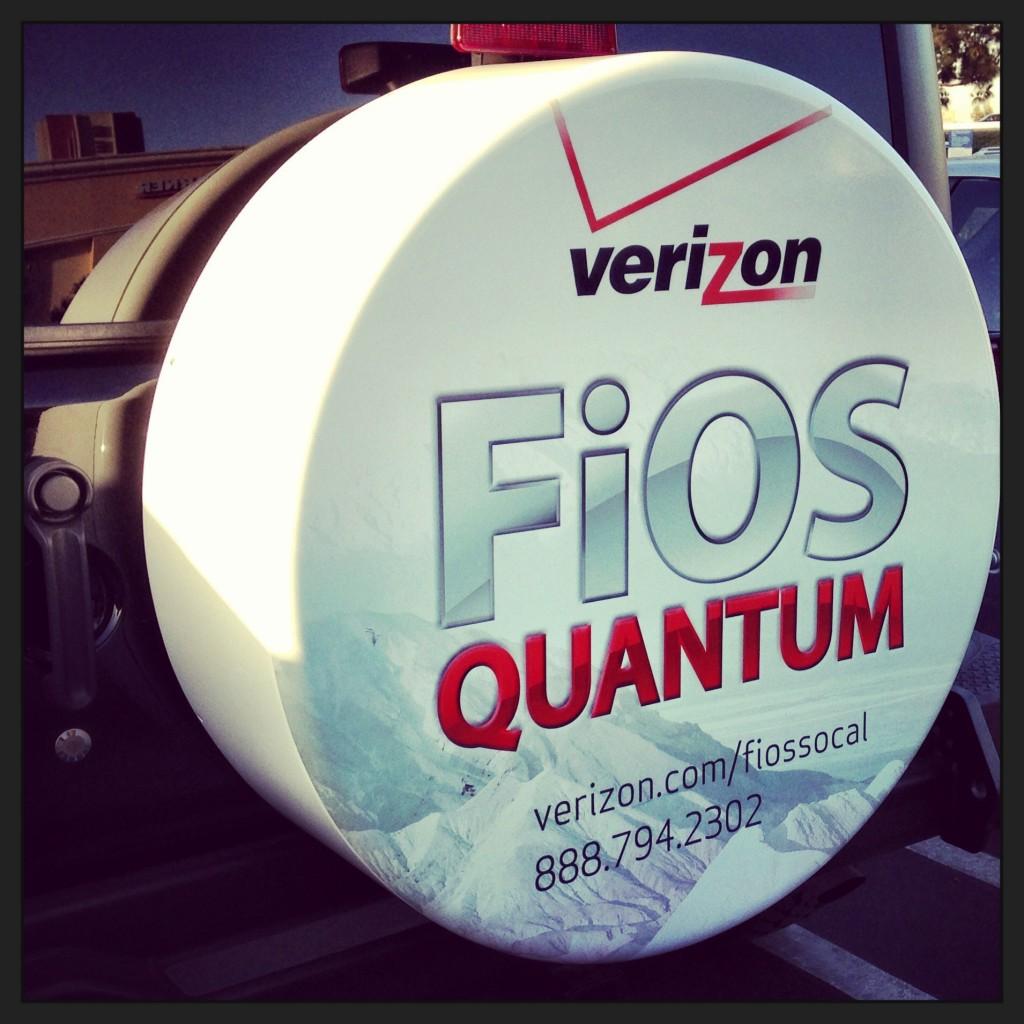 Verizon FiOS Quantum