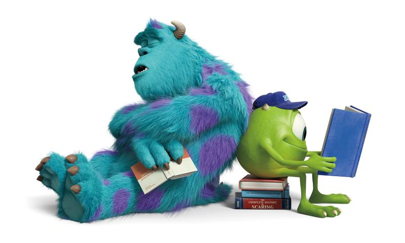 Monsters University Opens For Enrollment at a Theater Near ...