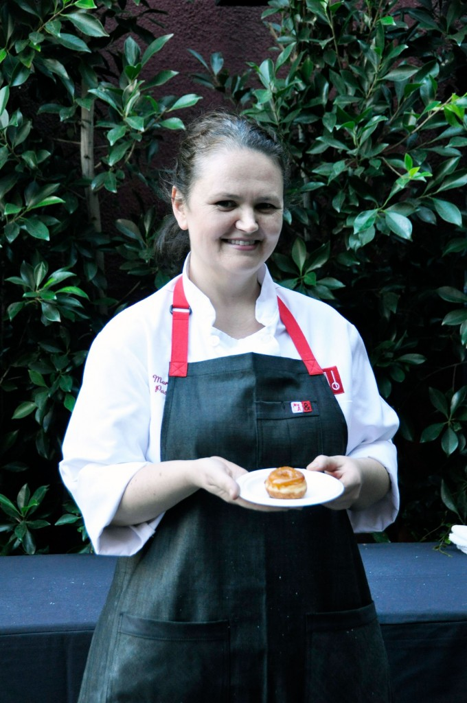 Chef Mariah Swan