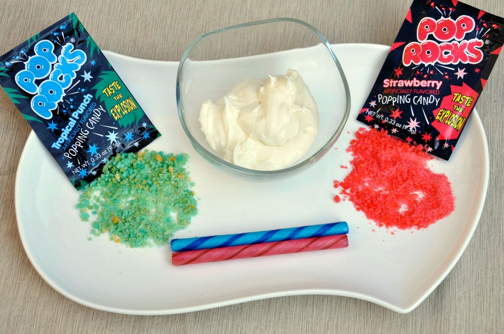 Edible Holiday Sparklers
