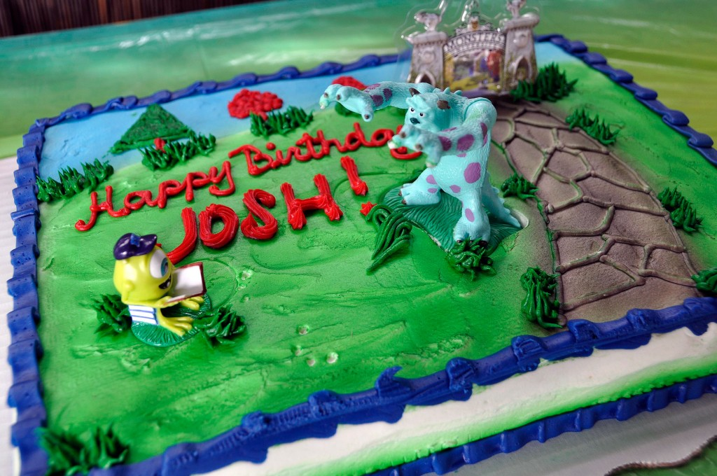 How To Plan A Monsters University Party