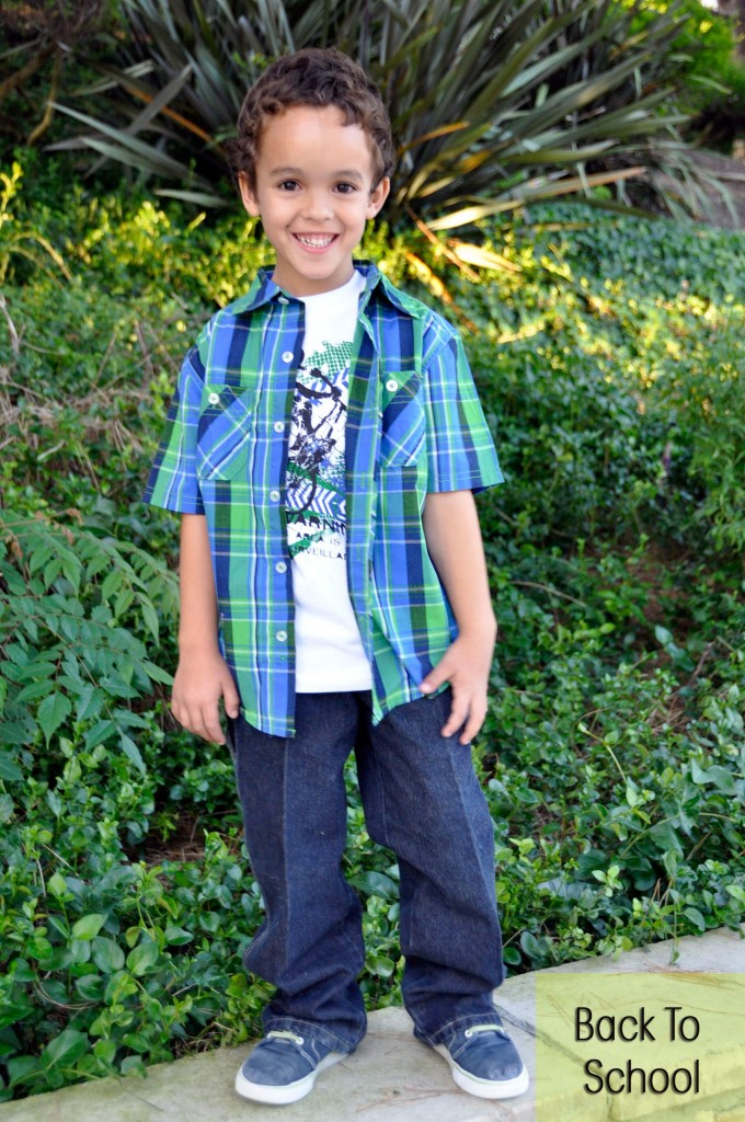 4 Affordable On-Trend Back-to-School Outfits For Boys