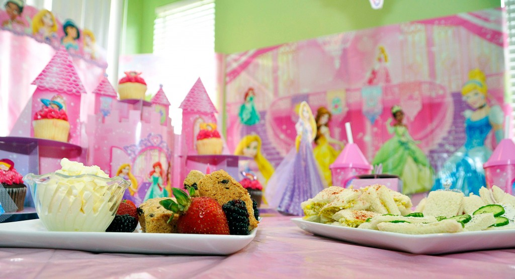 Disney Princess Royal Tea Party
