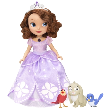 Sofia the First Talking Doll