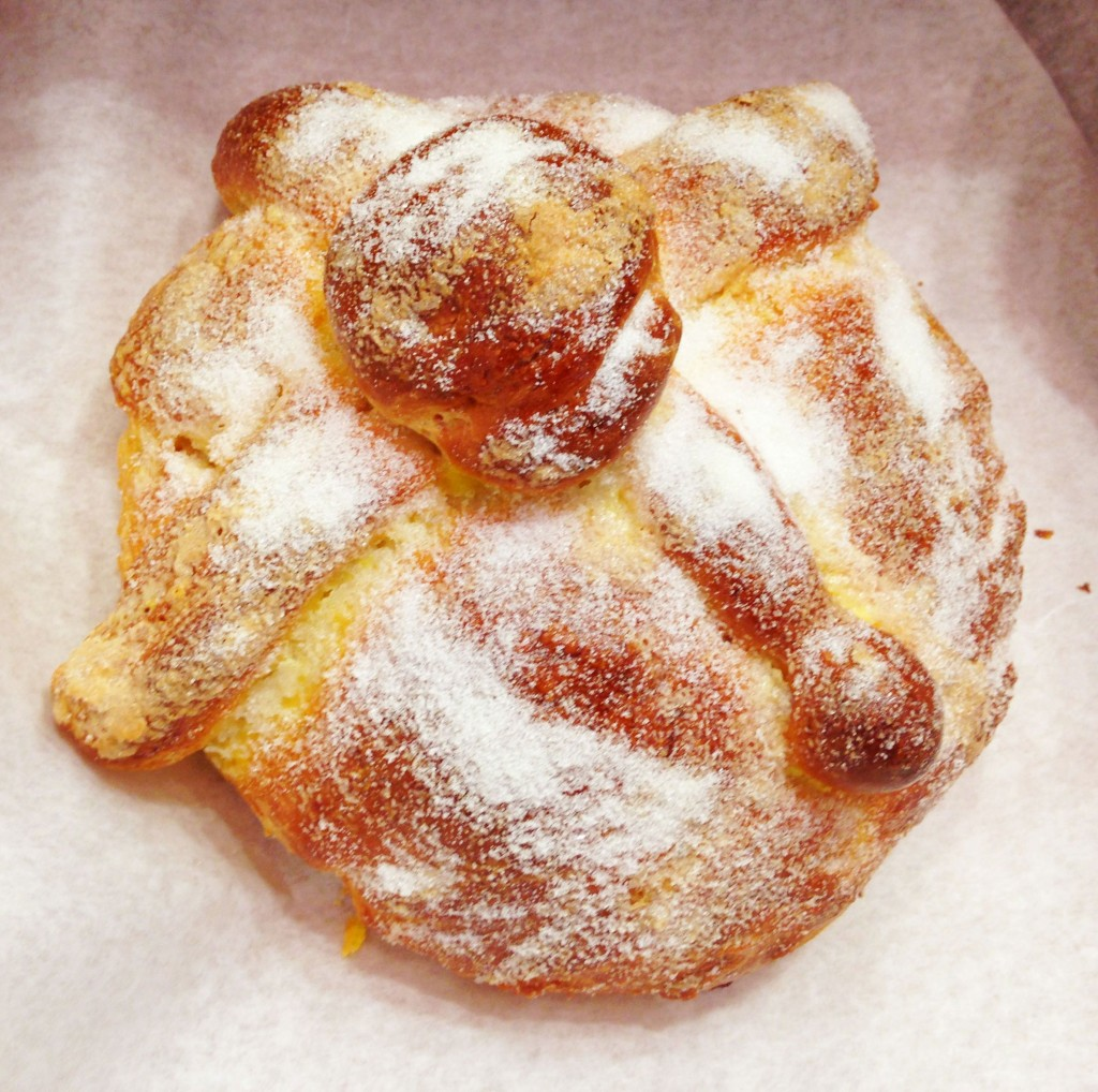 Pan de Muertos Recipe - Rockin Mama™