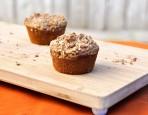 Recipe: Pumpkin Apple Spice Muffins
