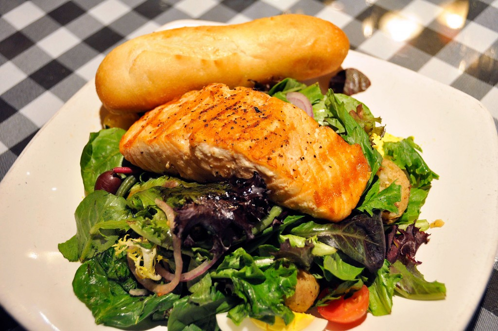 The new menu at mimi 39 s cafe incorporates authentic french for Authentic french cuisine