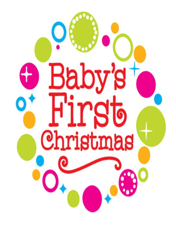 First Christmas.How Did You Celebrate Your Baby S First Christmas Giveaway