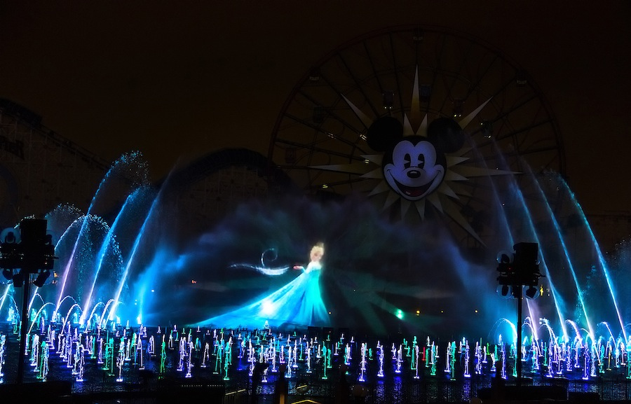 ELSA WORLD OF COLOR WINTER DREAMS