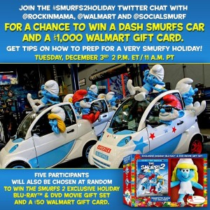 Smurfs 2 Twitter