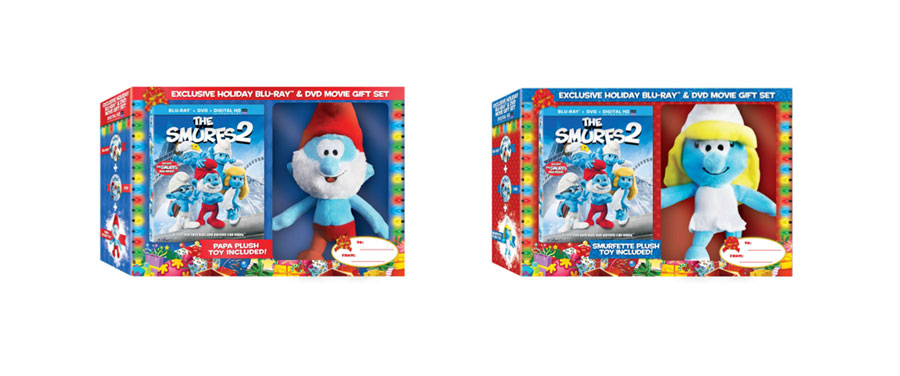 The Smurfs 2 Prize Packs