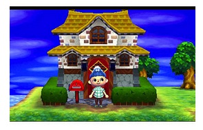 Animal Crossing New Leaf Screen Shot