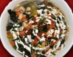 Black-Eyed Pea and Kale Soup