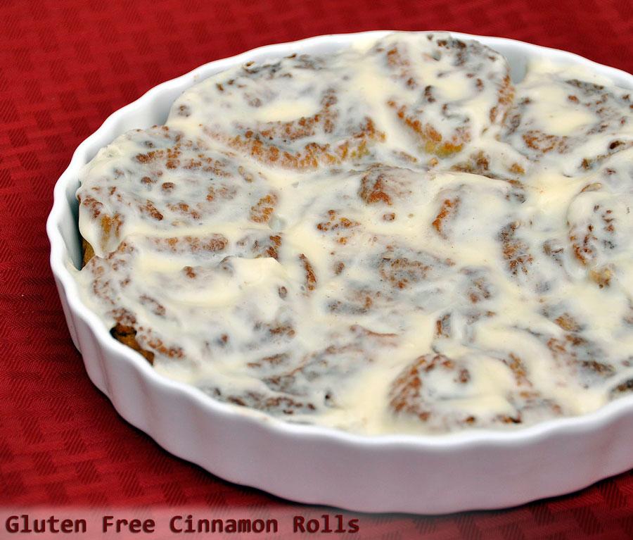 Gluten Free Cinnamon Rolls Recipe - Rockin Mama™