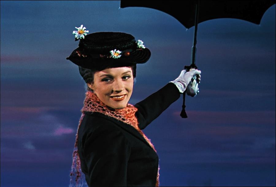 disney's mary poppins celebrates it's 50th anniversary