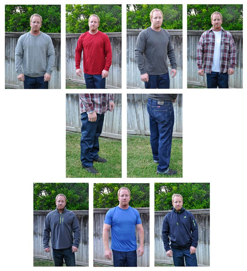Men's Winter Fashions