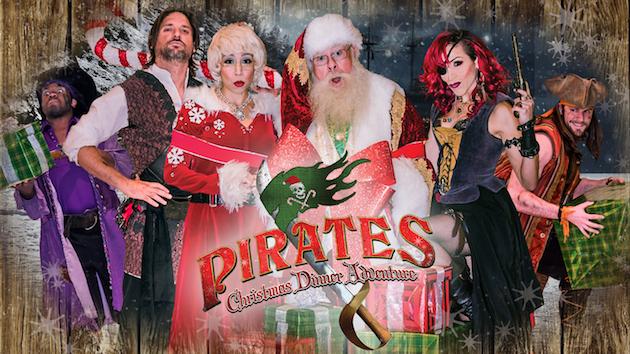Pirates Take Christmas