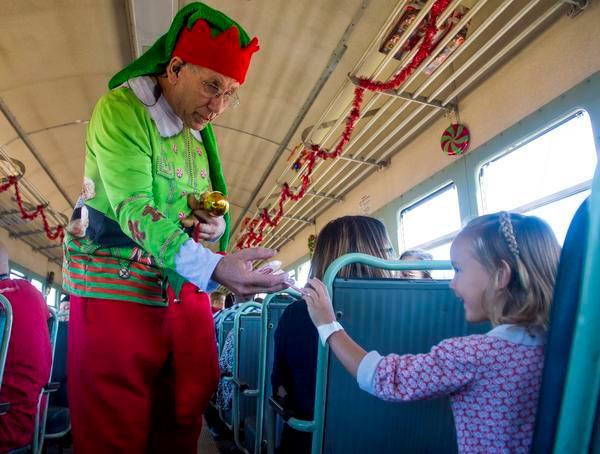 Santas Workshop Elf