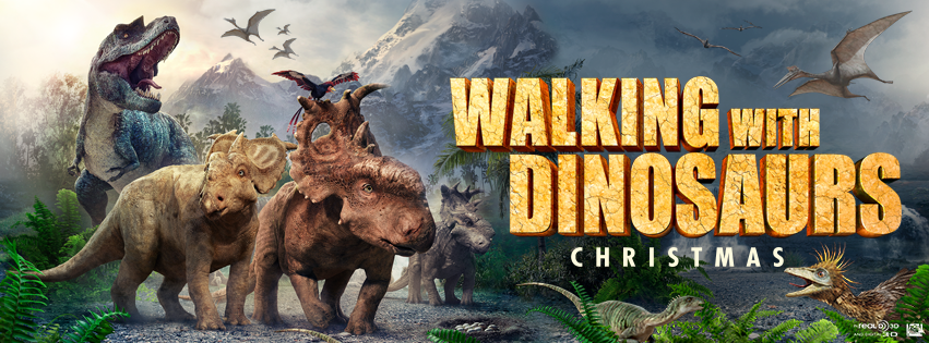 Walking With Dinosaurs Banner