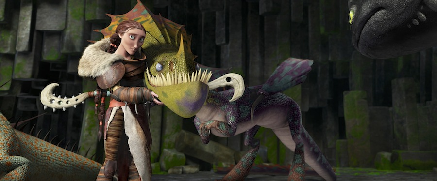 How to Train Your Dragon 2 Artwork