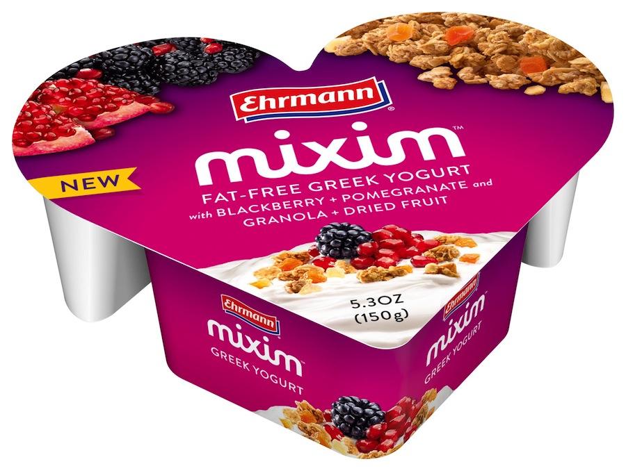 Mixim Greek Yogurt