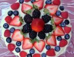 Chantilly Fruit Cake Recipe