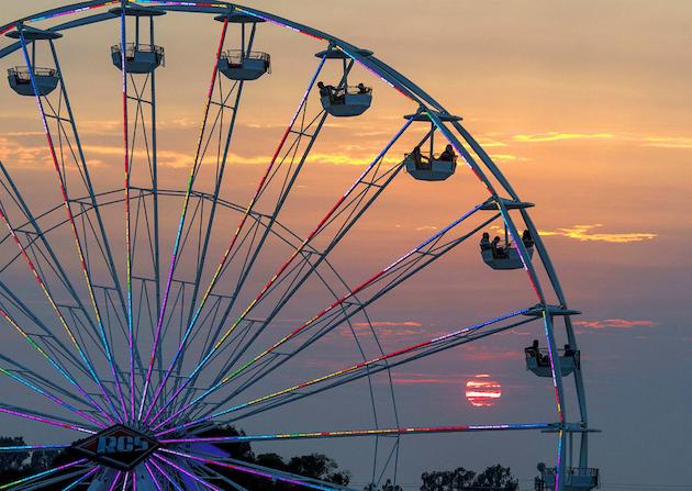 Ferris Wheel OC Fair