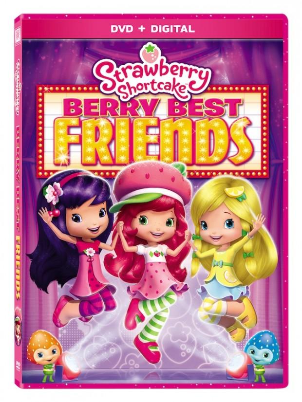 Berry Best Friends DVD