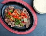 Steak Fajitas On The Grill
