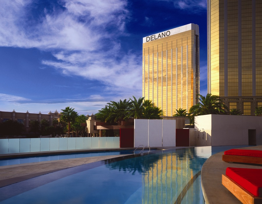 Delano Las Vegas: South Beach Chic in the Heart of the Desert
