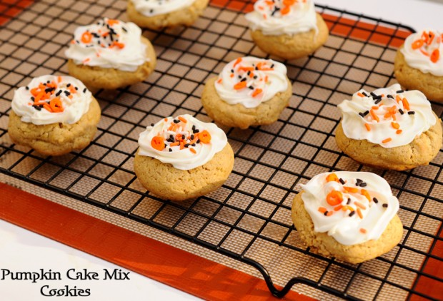 How To Make Pumpkin Muffins With Cake Mix