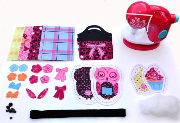 Teach Kids To Sew With SpinMaster\'s Sew Cool Sewing Machine