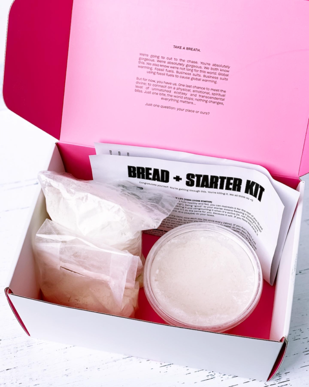 Bread Starter Kit