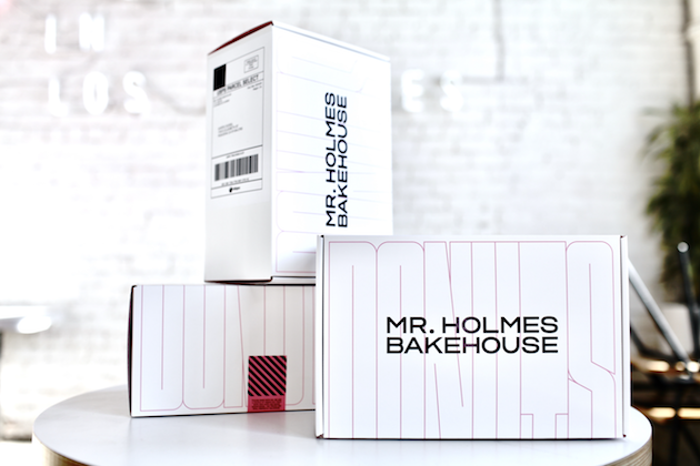 Mr Holmes Bakehouse Baking Kits
