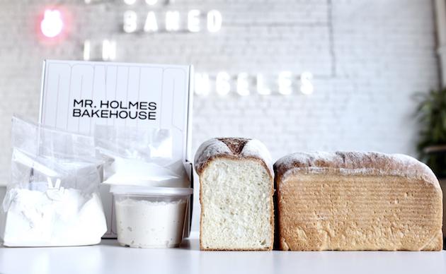 Mr Holmes Bakehouse Bread Starter Kit