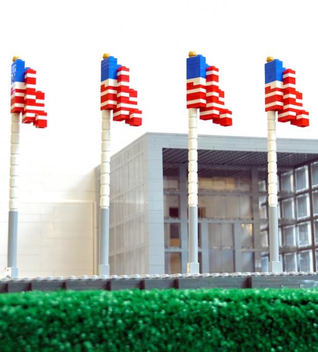 LEGO Flags