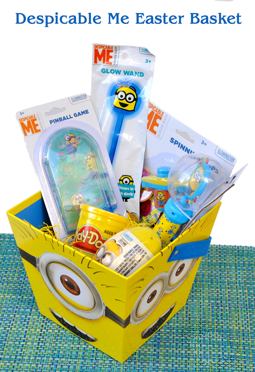 Character themed easter baskets under 20 negle Images