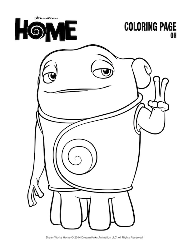 cartoon coloring pages print outs - photo#32