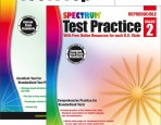 Spectrum Test Practice and Prep Workbooks