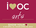 i heart oc arts