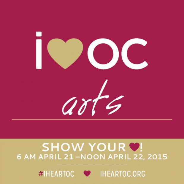 i heart oc arts