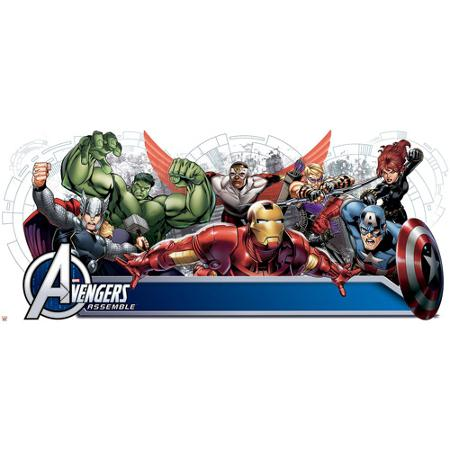 Marvelous Avengers Peel and Stick Decals