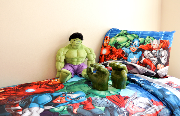Marvelous Hulk Pillow