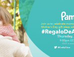 #RegaloDeAmorPampers Twitter Party Invite